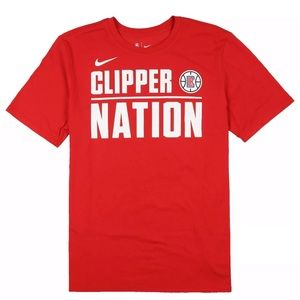Nike Los Angeles Clippers Clipper Nation T-Shirt